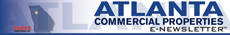 Atlanta Commercial Properties e-newsletter