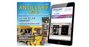 Ancillary Retail magazine and e-newsletter